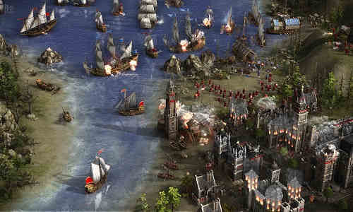 Cossacks 3 Rise to Glory PC Game Free Download