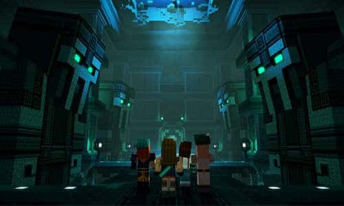 Minecraft Story Mode Season Two Episode 1 PC Game Free Download