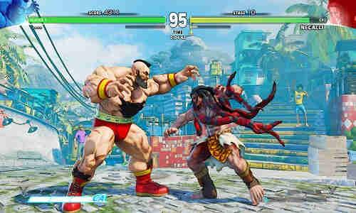 Street Fighter V Pc Game Free Download