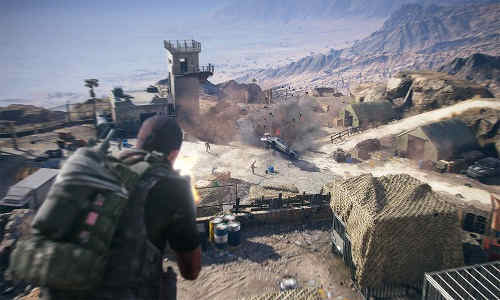 Tom Clancys Ghost Recon Wildlands Pc Game Free Download
