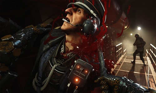 Wolfenstein II The New Colossus PC Game + Update 2 + DLCs Game Free Download