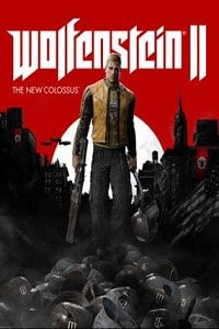 Wolfenstein II The New Colossus PC Game + Update 2 + DLCs Download