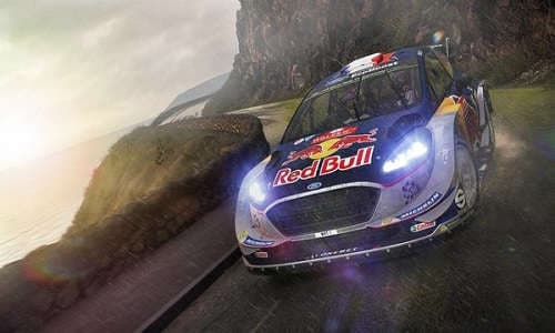 WRC 7 FIA World Rally Championship Pc Game Free Download