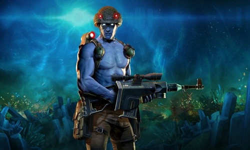 Rogue Trooper Redux Pc Game Free Download