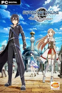 Sword Art Online Hollow Realization Deluxe Edtion Pc Game Free Download