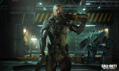 Call of Duty Black Ops 3 Descent DLC PC Game Free Download