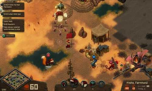 Tooth and Tail SEASON 2 Pc Game Free Download