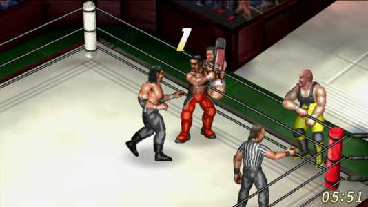 Fire Pro Wrestling World PC Free Download