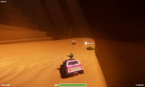 Dead by Wheel Battle Royal Game Free Download