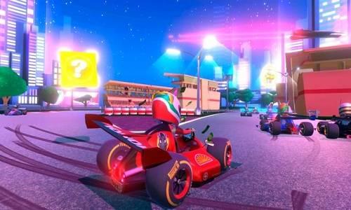 Touring Karts Pc Game Free Download