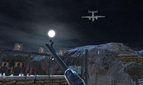 WW2 Zombie Range VR Pc Game Free Download