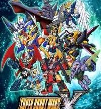 SUPER ROBOT WARS X 3DM Game Free Download
