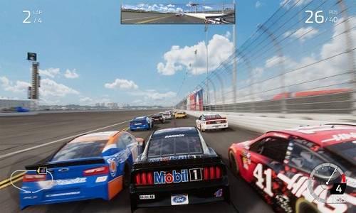 NASCAR Heat 4 Pc Game Free Download