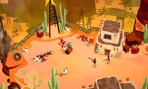 Bloodroots Pc Game Free Download