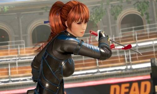 DEAD OR ALIVE 6 Pc Game Free Download