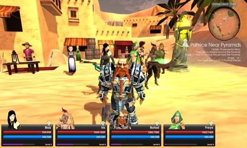 Grand Battle Pc Game Free Download