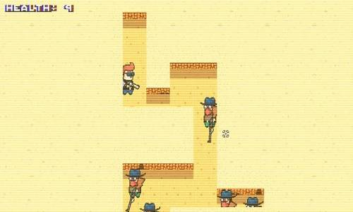 Go, Go Cowboy Pc Game Free Download