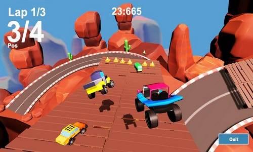 MiniCar Race Pc Game Free Download