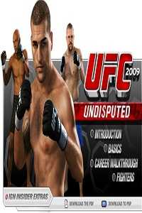 UFC 2009 Undisputed Pc Game Free Download