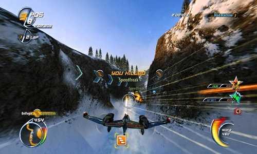 SkyDrift Pc Game Free Download