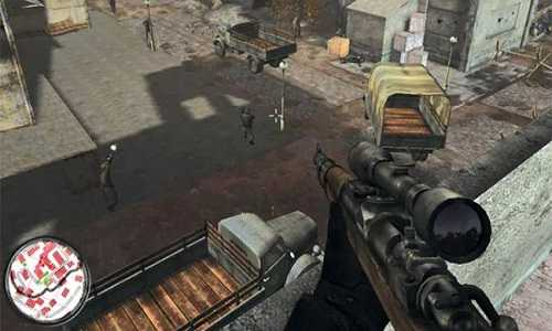 Sniper Art of Victory Pc Game Free Download