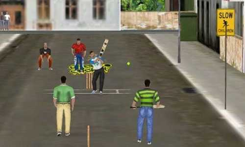 Street Cricke Pc Game Free Download