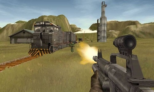 Delta Force 2 Game Highly Compressed Free Download