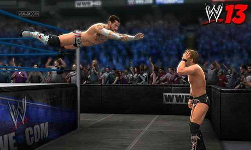 WWE 2013 Pc Game Free Download
