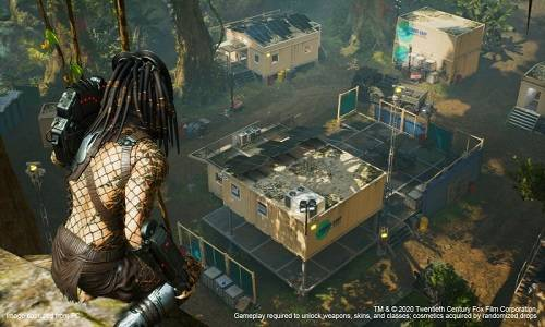 Predator Hunting Grounds Game Free Download
