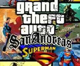 GTA San Andreas Superman Pc Game Free Download